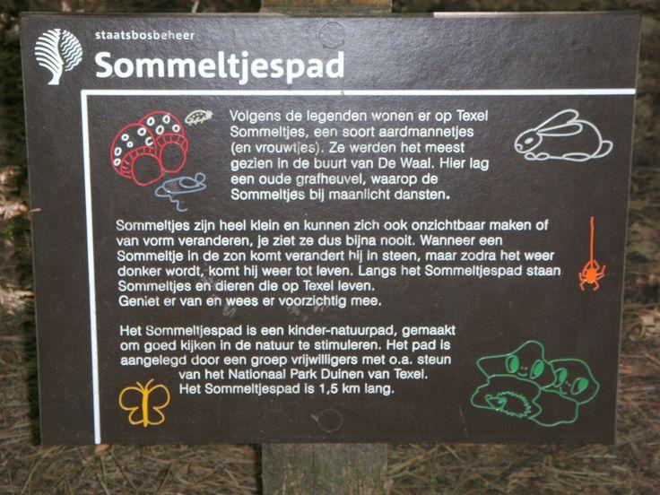 Sommeltjespad Texel