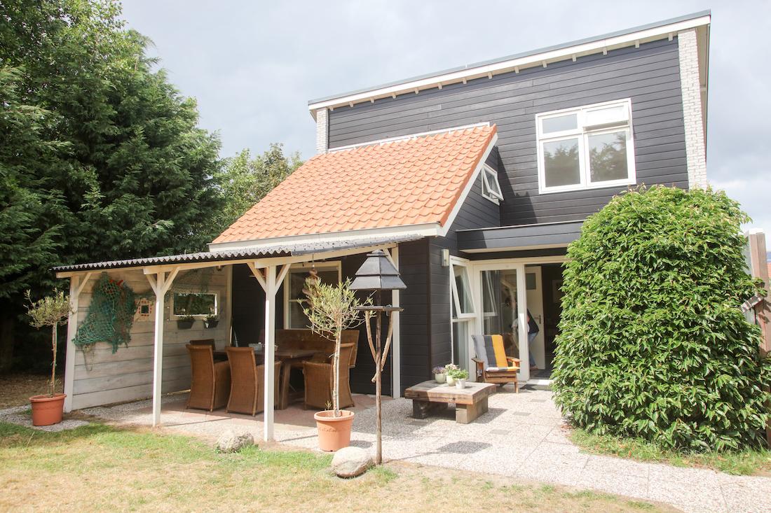 6 persoons huis Texel