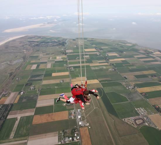 Parachutespringen 4